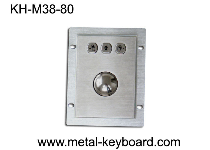Metal Panel mount Industrial Pointing Device Laser Encoders Tracking Method