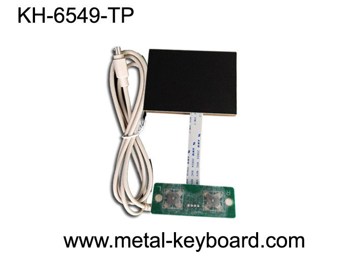PS / 2 Interface Small Thin Industrial Touchpad Low Consumption Power Customized Design